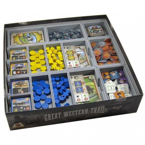 Great Western Trail + exp - Органайзер FS
