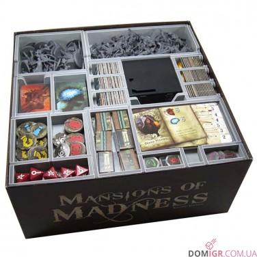 Mansions of Madness 2nd Edition - Органайзер FS