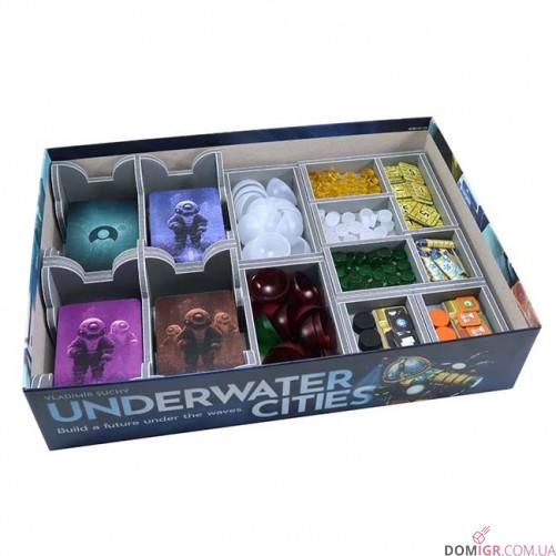 Underwater Cities - Органайзер FS