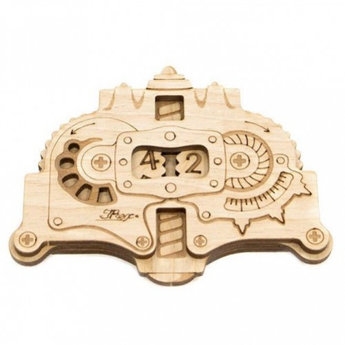 Game Counter - Steampunk