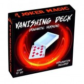 Vanishing Deck - Joker Magic