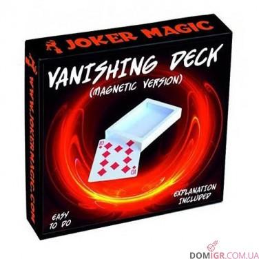 Vanishing Deck - Joker Magic
