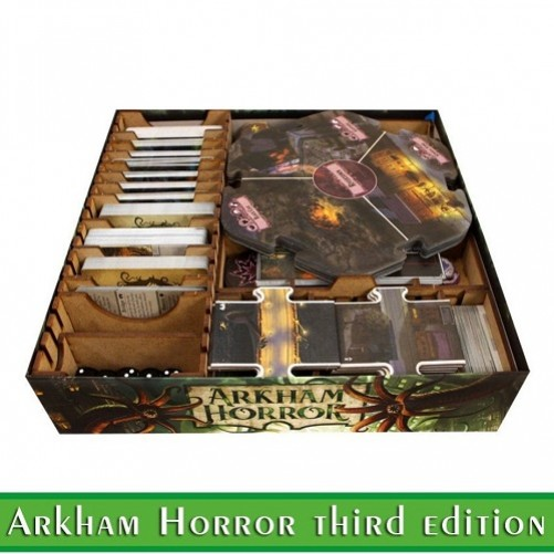 Arkham Horror: Third Edition - Органайзер - МДФ