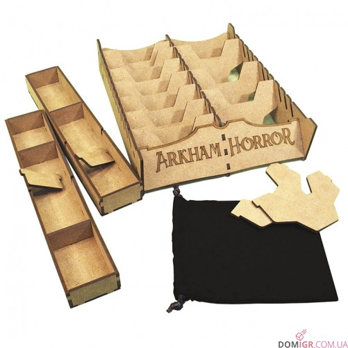 Ужас Аркхэма: Карточная игра - Органайзер - МДФ