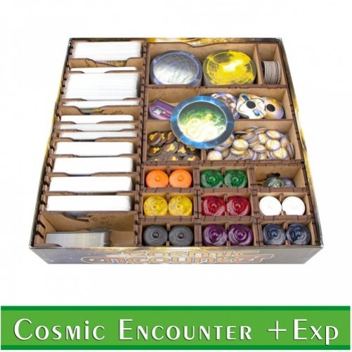 Cosmic Encounter + Exp - Органайзер МДФ