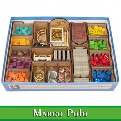 Marco Polo 2 - Органайзер - МДФ