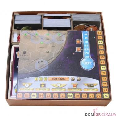 Покорение Марса - Органайзер + Планшеты (акрил)