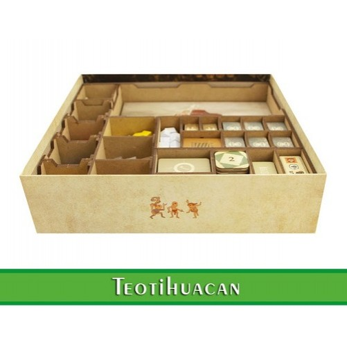 Teotihuacan  - Органайзер МДФ