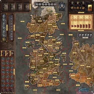 A Game of Thrones: Mother of Dragon Deluxe Playmat