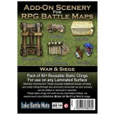 Add-On Scenery - War and Siege