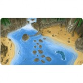 Battleground Edition Island - Blackfire Playmat - Ultrafine 2mm