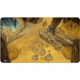 Battleground Edition Plains - Blackfire Playmat - Ultrafine 2mm