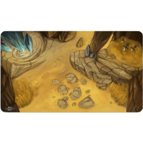 Blackfire Playmat - Battleground Edition Plains - Ultrafine 2mm