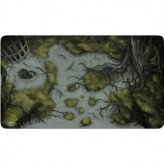 Battleground Edition Swamp - Blackfire Playmat - Ultrafine 2mm