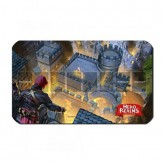 Hero Realms Brandbombe - Blackfire Playmat - Ultrafine 2mm