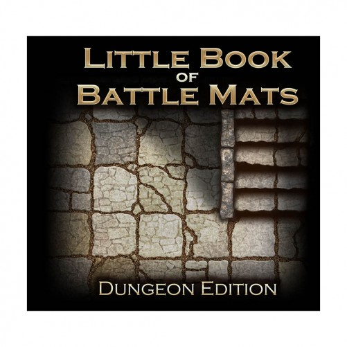 The Little Book of Battle Mats - Dungeon Edition