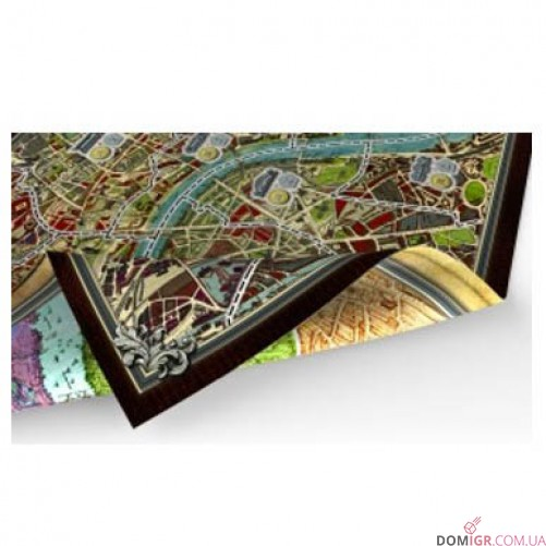 Nanty Narking – Double-Sided Canvas Mat