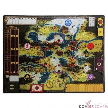 Scythe Neoprene Playmat