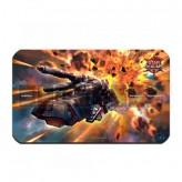 Star Realms BattleMech - Blackfire Playmat - Ultrafine 2mm
