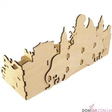 Полочка для карт - Ктулху