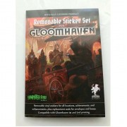 Набор многоразовых наклеек Gloomhaven