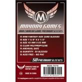 Протекторы Mayday Games (43х65 мм) - 50 Pack, Premium Thickness
