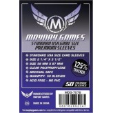Протекторы Mayday Games (56х87 мм) - 50 Pack, Premium Thickness