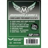 Протекторы Mayday Games (63,5х88 мм) - 50 Pack, Premium Thickness