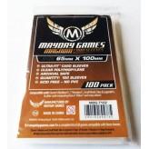 Протекторы Mayday Games (65х100 мм - 7 Чудес)