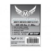 Протекторы Mayday Games - 66x91мм - 80 Серый - CCG/MTG Card
