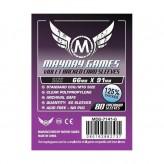 Протекторы Mayday Games - 66x91мм - 80 Фиолетовый - CCG/MTG Card