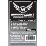 Протекторы Mayday Games (70х110 мм - Затерянные города)