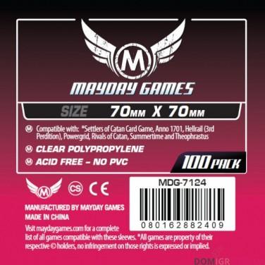 Протекторы Mayday Games - 70х70 мм