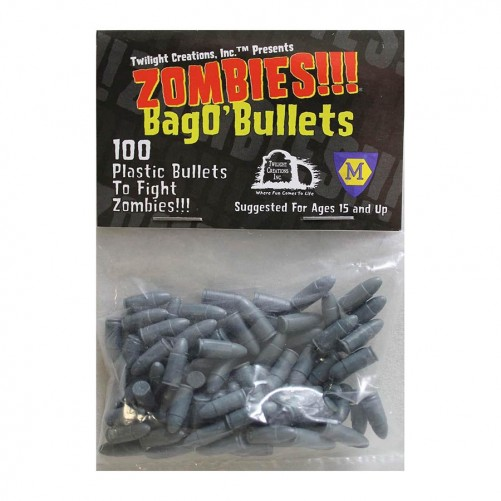 Zombies!!!: Bag o' Bullets!!!