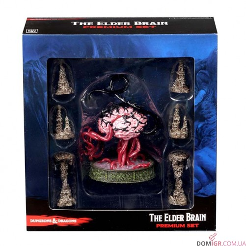 The Elder Brain - D&D Icons of the Realms