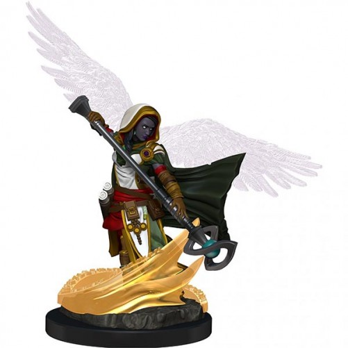 Female Aasimar Wizard - D&D Icons of the Realms Premium Figures