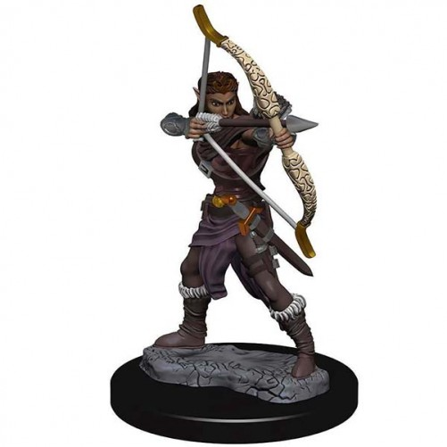 Female Elf Ranger - D&D Icons of the Realms Premium Figures