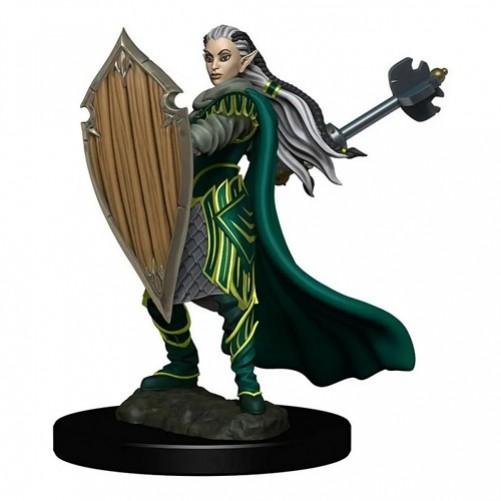 Female Elf Paladin - D&D Icons of the Realms Premium Figures