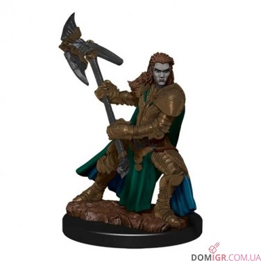 Female Half-Orc Fighter - D&D Icons of the Realms Premium Figures