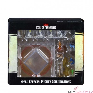 Spell Effects: Mighty Conjurations - D&D Icons of the Realms