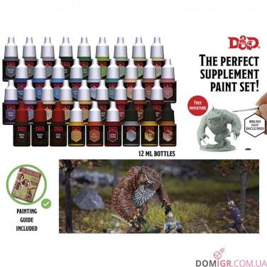 Monsters Paint Set - D&D Nolzur's Marvelous Pigments