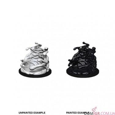 Black Pudding - D&D Nolzur's Marvelous Miniatures - W12