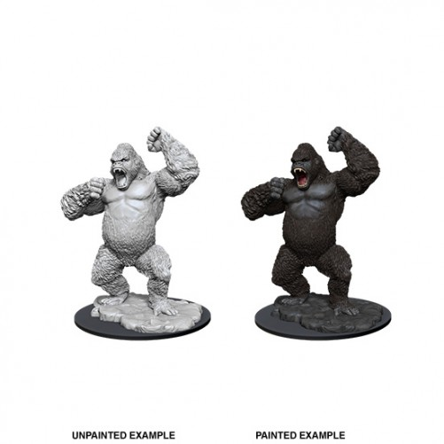 Giant Ape - D&D Nolzur's Marvelous Miniatures - W12
