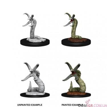 Grick & Grick Alpha - D&D Nolzur's Marvelous Miniatures - W12