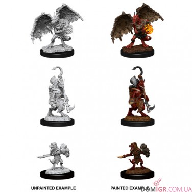 Kobold Inventor, Dragonshield & Sorcerer - D&D Nolzur's Marvelous Miniatures - W12