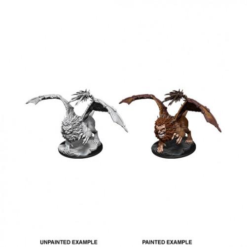 Manticore - D&D Nolzur's Marvelous Miniatures - W12