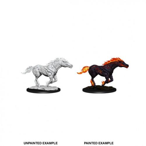 Nightmare - D&D Nolzur's Marvelous Miniatures - W12