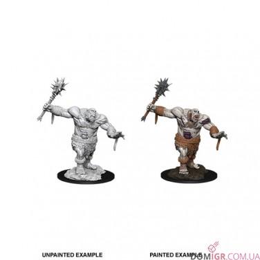 Ogre Zombie - D&D Nolzur's Marvelous Miniatures - W12