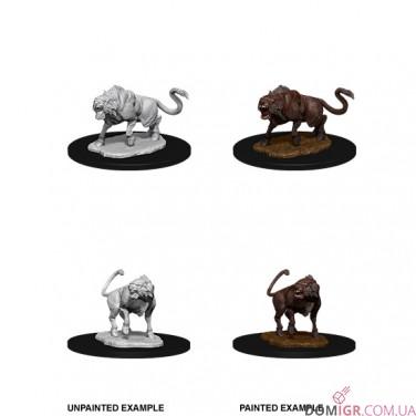 Leucrotta - D&D Nolzur's Marvelous Miniatures - W12