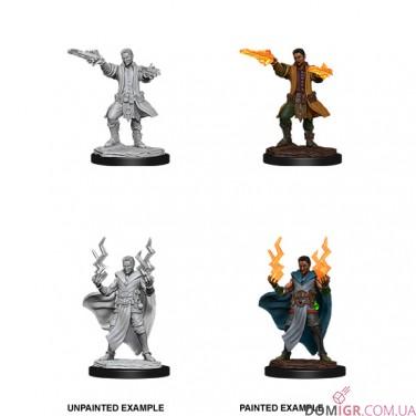 Male Human Sorcerer - D&D Nolzur's Marvelous Miniatures - W12
